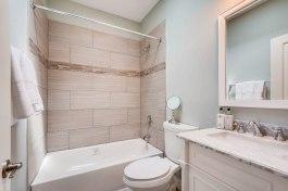 second floor bath